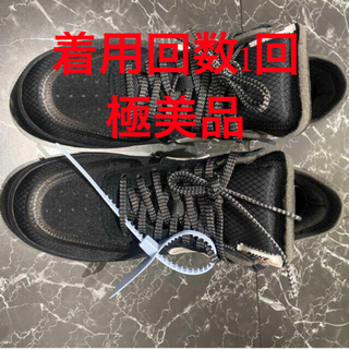 ナイキ(NIKE)のオフホワイトエアフォース1 26.5(スニーカー)