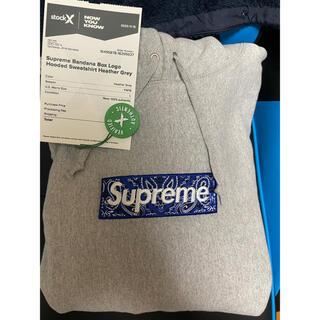 Supreme - *送料込み* supreme ボックスロゴ パーカー
