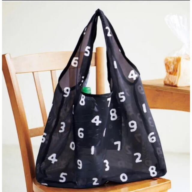 SOU・SOU(ソウソウ)の大人のおしゃれ手帖 SOU・SOU [ソウ・ソウ] メッシュエコバッグ レディースのバッグ(エコバッグ)の商品写真