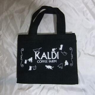 KALDI - 【未使用品】KALDI カルディ 猫の日 トートバッグ 2020