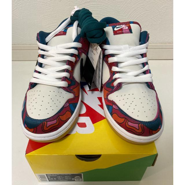 NIKE(ナイキ)のPIET PARRA NIKE SB DUNK LOW ABSTRACT ART メンズの靴/シューズ(スニーカー)の商品写真