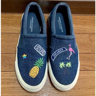 アメリカンイーグル(American Eagle)のSlip-on Shoes(スリッポン/モカシン)
