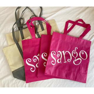 不織布 手提げ袋 5枚セット(ショップ袋)
