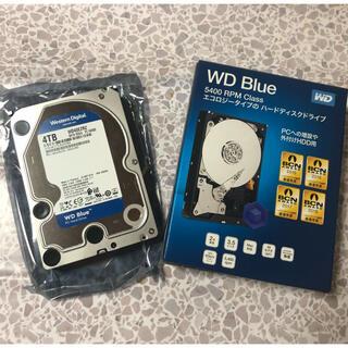 ウエスタンデジタル WD40EZRZ-RT2(PCパーツ)