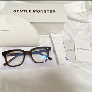 gentle monster south side ブラウン