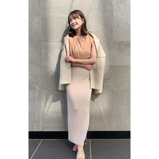 Noble - anuans♡リブニットタイトスカート