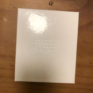 マルタンマルジェラ(Maison Martin Margiela)のマルジェラ 折りたたみ財布用 箱(ショップ袋)