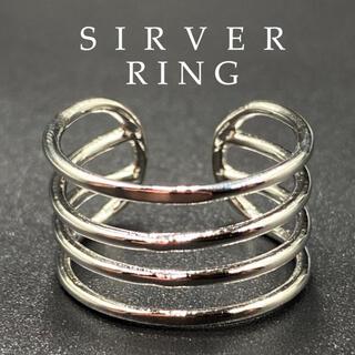 リング 指輪 メンズ ゴールド シルバー お洒落 シルバー925 305A F(リング(指輪))