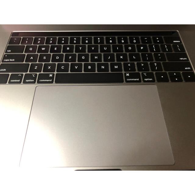 Mac (Apple)(マック)のmacbook pro 2019 15インチ i9/512gb スマホ/家電/カメラのPC/タブレット(ノートPC)の商品写真