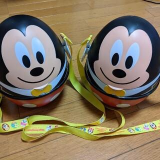 Disney - ミッキーマウス ポップコーンケース 2個セット