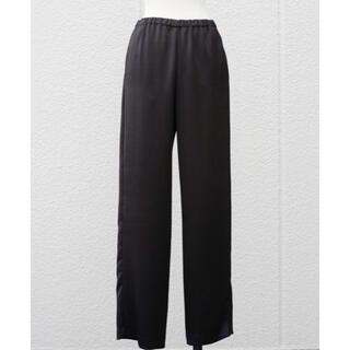 Gypsohila★ Satin Pants(BLACK)