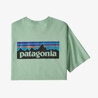 patagonia - ⭐️最安値⭐️新品タグ付き!patagonia P-6ロゴレスポンシビリティー