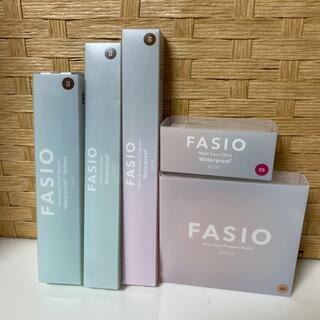 ファシオ(Fasio)のファシオ ペンシル&パウダーアイブロウ パーマネントカールマスカラ(マスカラ)