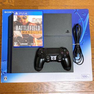 PlayStation4 - PS4 本体 プレイステーション4 ソフトセット