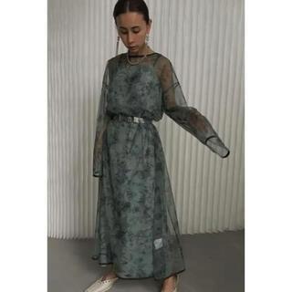 Ameri VINTAGE - (新品)Ameri MANY WAY BENNETT LAYERED DRESS
