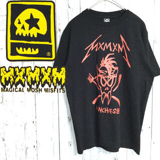 マジカルモッシュミスフィッツ(MAGICAL MOSH MISFITS)の最終 MXMXM マジカルモッシュミスフィッツ メタリカ ストリート Tシャツ(Tシャツ/カットソー(半袖/袖なし))