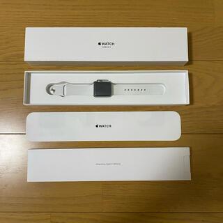 Apple Watch - Apple Watch series3 38mm 【新品・美品】