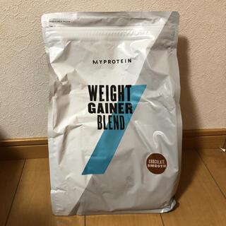 MYPROTEIN - マイプロテイン ウエイトゲイナー チョコレートスムーズ味 2.5kg