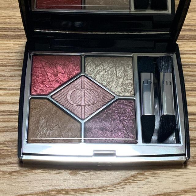 Dior(ディオール)のDior サンク クルール クチュール 659 アーリーバード おまけ付き コスメ/美容のベースメイク/化粧品(アイシャドウ)の商品写真