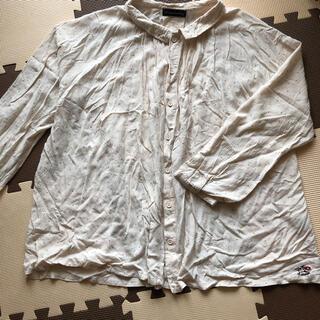 ドラッグストアーズ(drug store's)のドラッグストアーズ  前開きシャツ 3サイズ(シャツ/ブラウス(長袖/七分))