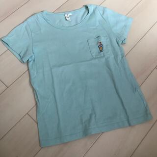サマンサモスモス(SM2)のサマンサモスモス 半袖Tシャツ(Tシャツ/カットソー)
