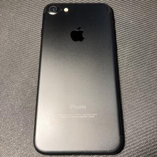 Apple - iPhone7 128GB ブラック SIMフリー