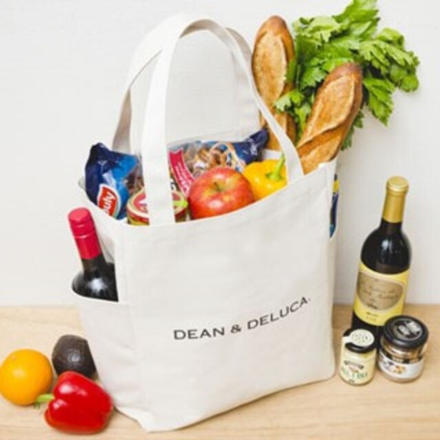 DEAN & DELUCA(ディーンアンドデルーカ)のotona MUSE  2017年 2月号 付録DEAN & DELUCA レディースのバッグ(トートバッグ)の商品写真