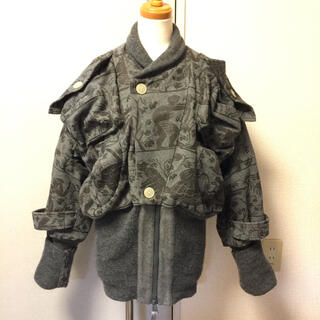 Vivienne Westwood - Anglomania which Clint Eastwood jaket