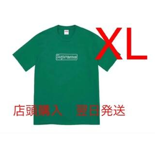 Supreme kaws Tシャツ.