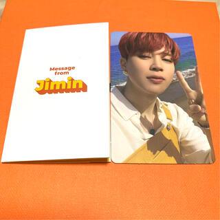 防弾少年団(BTS) - BTS Butter トレカ+メッセージカード 公式品