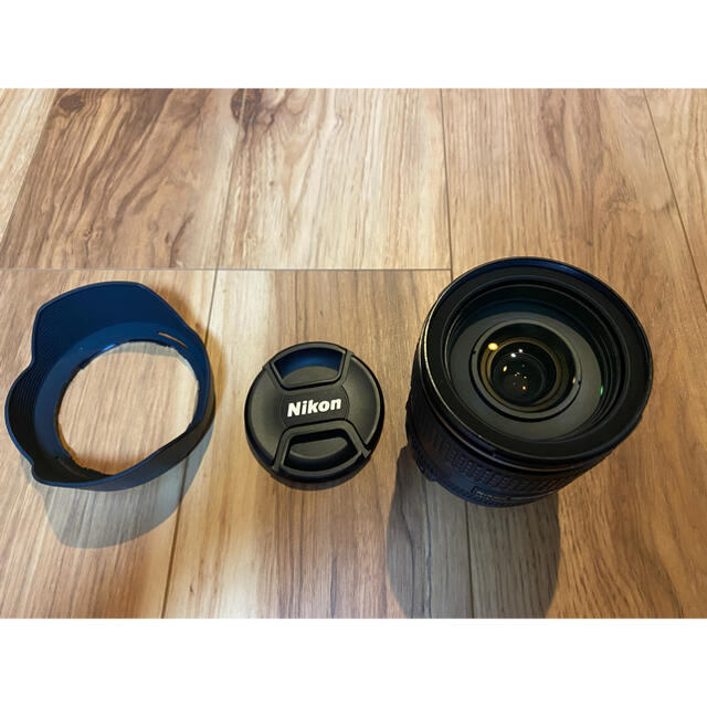 Nikon(ニコン)の超美品 Nikon NIKKOR 24-120mm f/4G ED VR  スマホ/家電/カメラのカメラ(レンズ(ズーム))の商品写真
