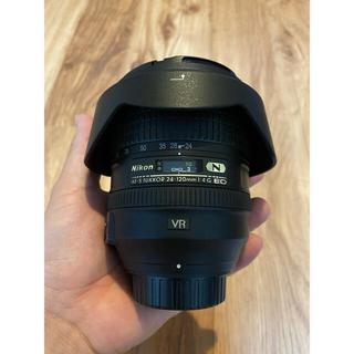 Nikon - 超美品 Nikon NIKKOR 24-120mm f/4G ED VR