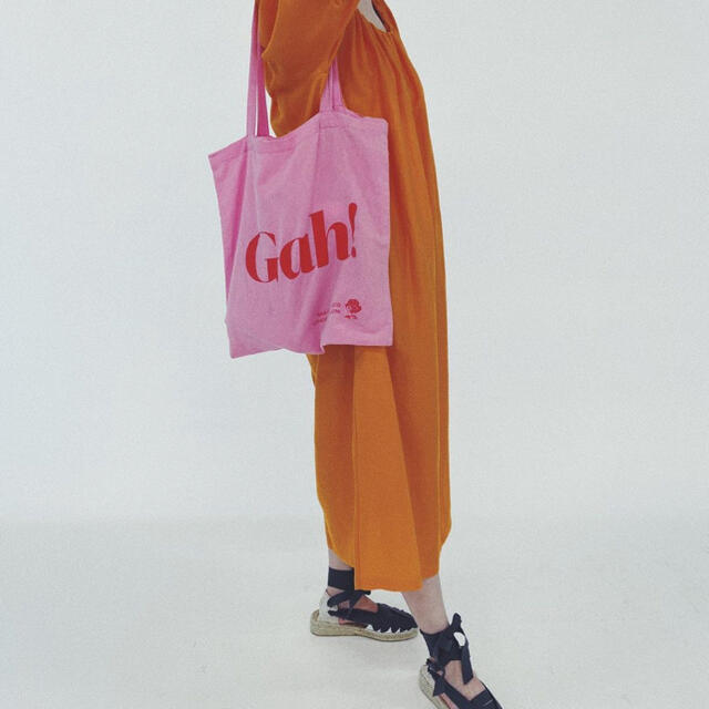 EDIT.FOR LULU(エディットフォールル)のLISA SAYS GAH トートバッグ💓 レディースのバッグ(トートバッグ)の商品写真