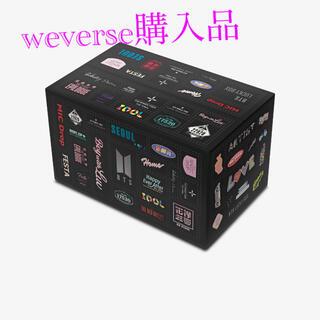 防弾少年団(BTS) - BTS luckybox ラッキーボックス weverse購入品