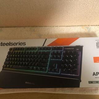 ゲーミングキーボード SteelSeries Apex 3 JP