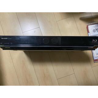 アクオス(AQUOS)のBD-HDW35 ジャンク品(ブルーレイレコーダー)