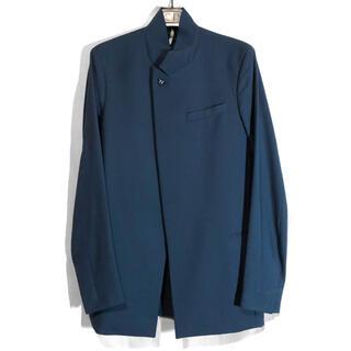DIOR HOMME - Dior homme 12SS スタンドカラーリングボタンジャケット