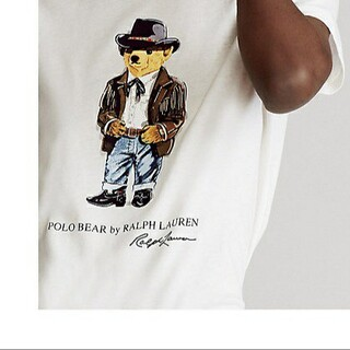 POLO RALPH LAUREN - Web限定!圧巻の限定復刻!POLOラルフローレンポロベア新品Tシャツ!M