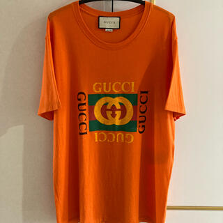 Gucci - 美品! グッチ ロゴ オーバーサイズ Tシャツ バレンシアガ フェンディ バッグ
