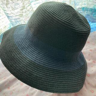 ジーユー(GU)のGUの麦わら帽子(麦わら帽子/ストローハット)