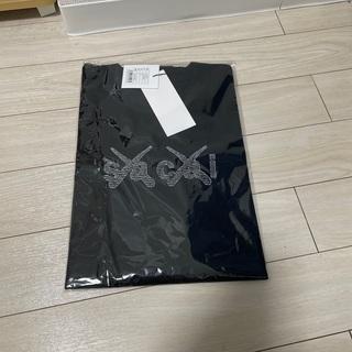 sacai - sacai x KAWS Print T-shirt BLACK サイズ2 L