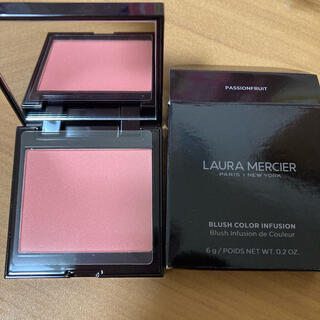 laura mercier - ローラ メルシエ ブラッシュ カラー インフュージョン 12