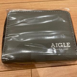 エーグル(AIGLE)のMonoMax 付録 AIGLE エーグル じゃばら式カードケース 財布(折り財布)