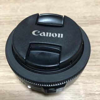 Canon - Canon EF-S24F2.8 STM パンケーキレンズ