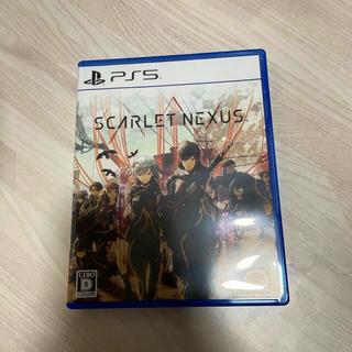 バンダイナムコエンターテインメント(BANDAI NAMCO Entertainment)のSCARLET NEXUS(スカーレットネクサス) PS5(家庭用ゲームソフト)