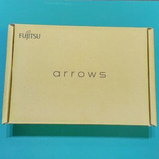 アローズ(arrows)の【美品・フルセット】Androidスマートフォン arrows RM02/M02(スマートフォン本体)