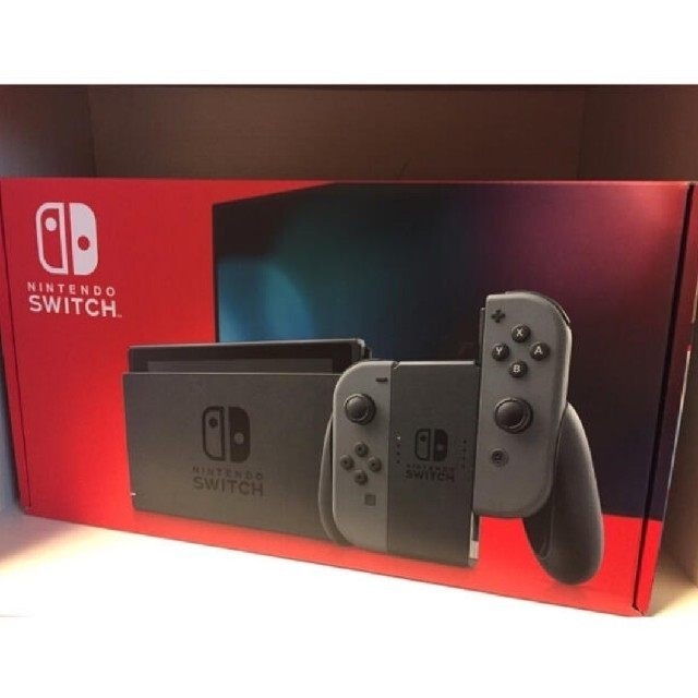 Nintendo Switch(ニンテンドースイッチ)のニンテンドースイッチ本体 箱なし エンタメ/ホビーのゲームソフト/ゲーム機本体(家庭用ゲーム機本体)の商品写真