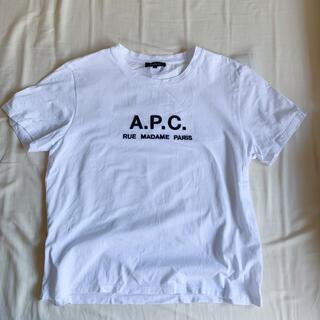 A.P.C - 【A.P.C】アーペーセー RUE MADAME PARIS Tシャツ Mサイズ