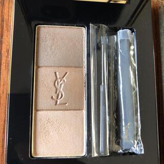 Yves Saint Laurent Beaute - イヴサンローラン  アイブロウパレット  パウダーアイブロウ