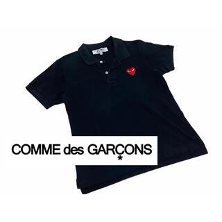 コムデギャルソン(COMME des GARCONS)のPLAY コムデギャルソン ポロシャツ sizeM(ポロシャツ)